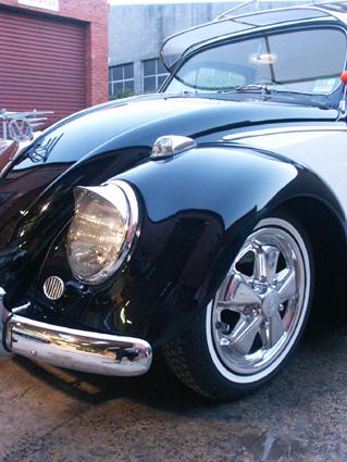 G Kustom Kuhl Kustoms 1964 Volkswagen Beetle